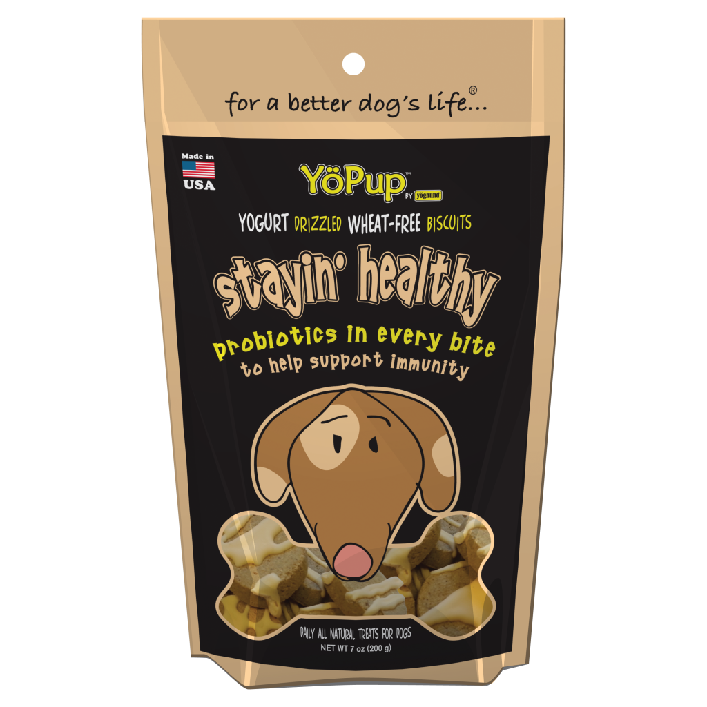 YoPup Stayin Healthy Biscuits