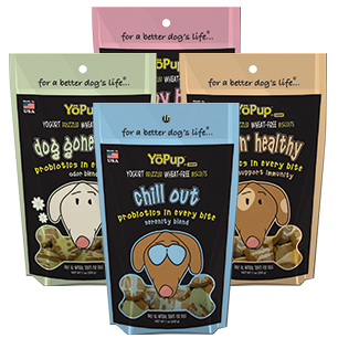 YoPup Biscuits